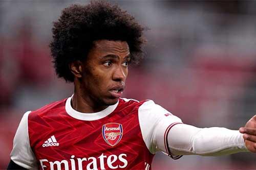 Bỏ Chelsea sang Arsenal, Willian đã biết thế nào là 'nghiệp quật'