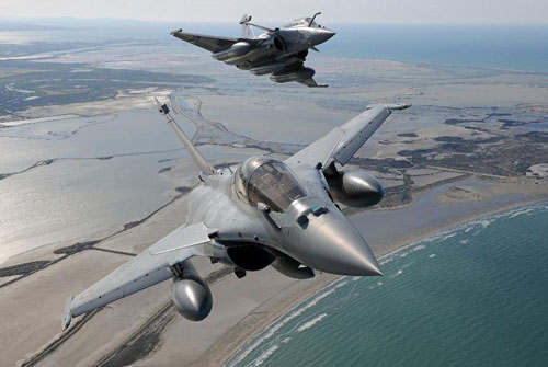 Ai Cập chi 4,5 tỷ USD sắm mới 30 máy bay phản lực Rafale