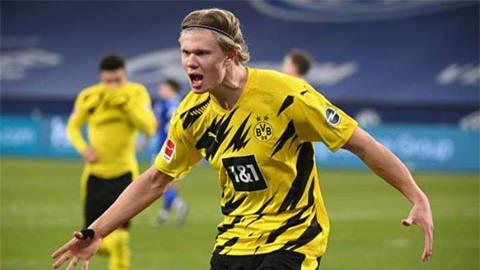 Bayern không thể chi 100 triệu euro mua Haaland