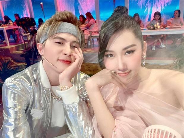 Jack - Thuý Ngân sẽ là cặp chị em Kwang Soo - Ji Hyo phiên bản Running Man Việt? - Ảnh 5.