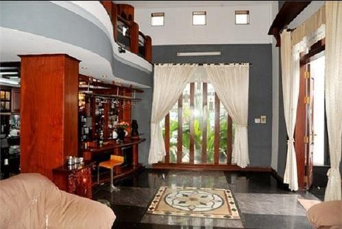 Một góc nhỏ trong căn biệt thự của Lý Hải - Minh Hà
