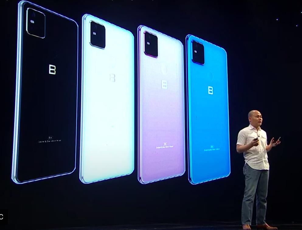 khẳng định tham vọng đưa Bphone chiếm số 2 thị phần smartphone Việt Nam năm 2023