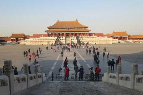 Chiêm ngưỡng kiệt tác kiến trúc Cố Cung Bắc Kinh lừng danh thế giới