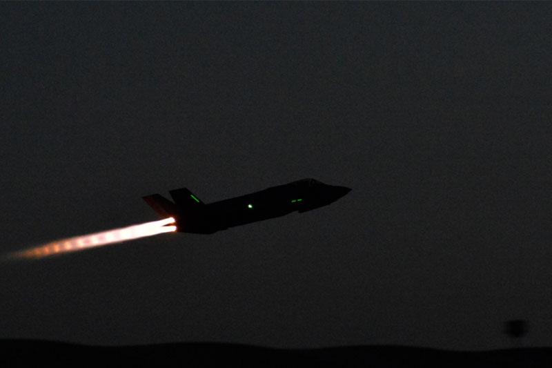 F-35 Israel lần đầu tiên bị tấn công từ hệ thống phòng không