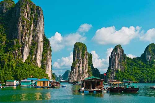 Những lý do thu hút khách quốc tế đến Việt Nam