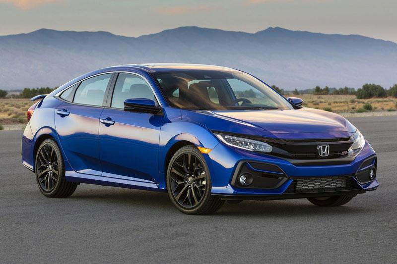 10. Honda Civic (doanh số: 130.912 chiếc).