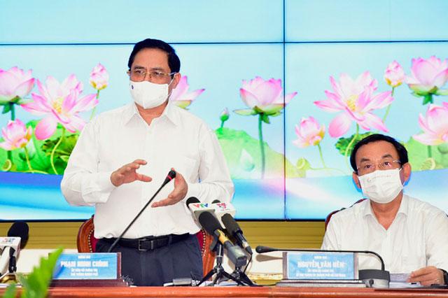 Thủ tướng ủng hộ tăng tỉ lệ điều tiết ngân sách để lại cho TP Hồ Chí Minh