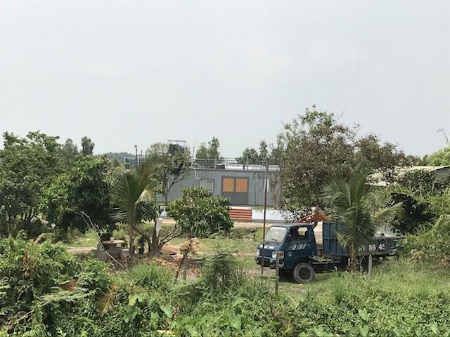 Cần xử lý theo quy định các công trình có dấu hiệu xây dựng trái phép trên đất nông nghiệp.