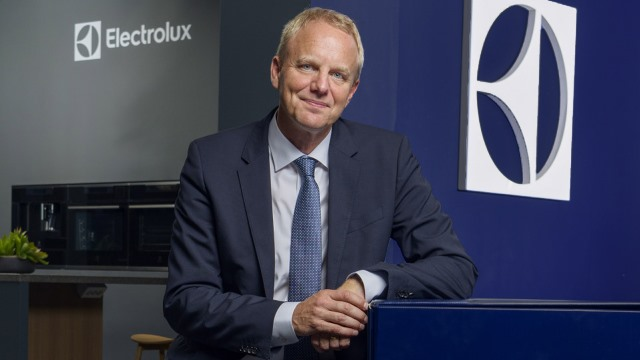 Jonas Samuelson - Tổng Giám đốc Electrolux