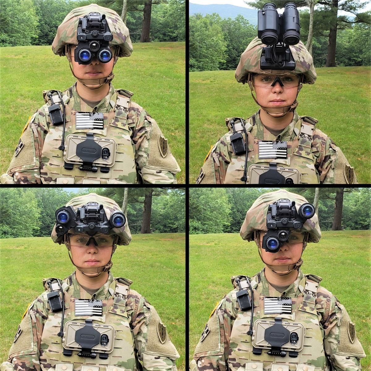 ENVG-B nhẹ và tiện lợi trong sử dụng; Nguồn: asc.army.mil