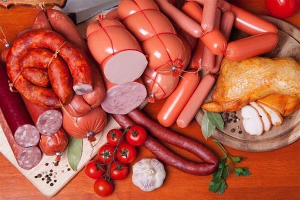 Tác hại của việc ăn nhiều thịt chế biến sẵn