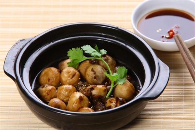 Thực đơn cơm chiều: Món chay cho ngày chán thịt