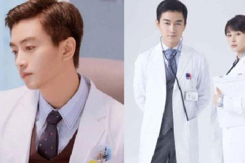 Mê mẩn với tạo hình bác sĩ nha khoa cực điển trai của Trần Hiểu