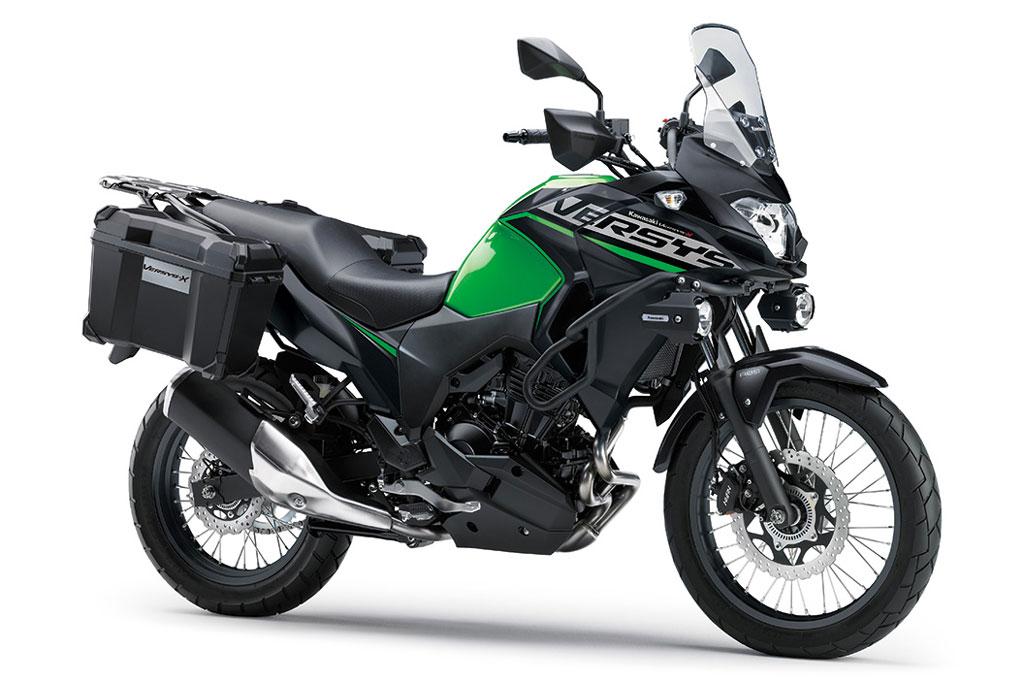 Kawasaki Versys-X 300 ABS Tourer 2021.