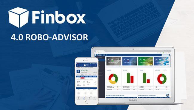 Phần mềm Finbox cố vấn cho nhà đầu tư chứng khoán