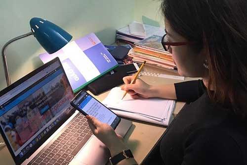 Trưởng phòng Giáo dục: Không cần thi trực tuyến, kết thúc năm học được rồi!