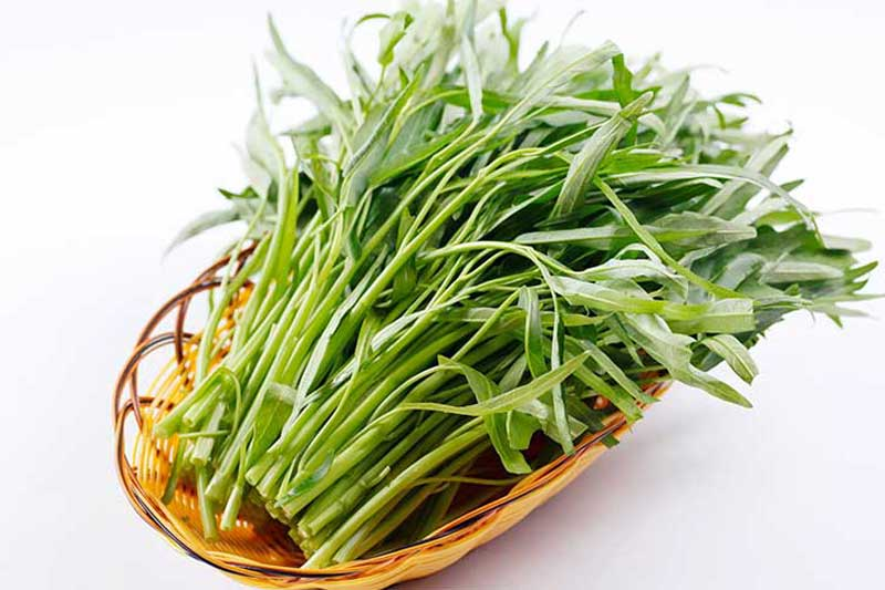 CLIP: 7 loại rau mùa hè vừa rẻ tiền lại có tác dụng thải độc gan cực tốt
