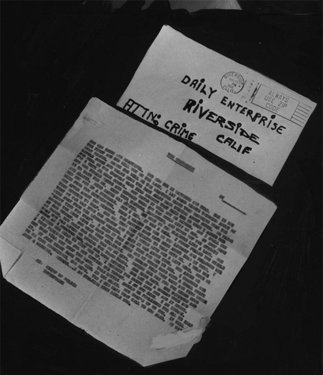 4 mật mã cân não trong những kỳ án sát nhân hàng loạt khiến cảnh sát và FBI cũng phải chịu thua - Ảnh 1.