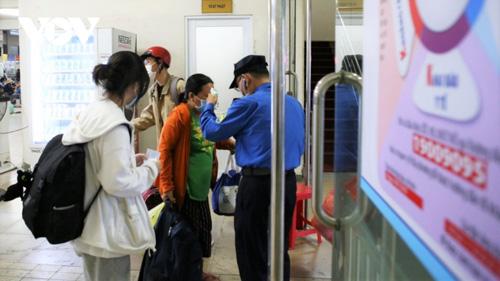 TPHCM dừng vận chuyển khách đến các vùng có dịch từ 0h ngày 15/5
