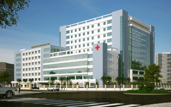 Mô hình Bệnh viện Xuyên Á tại huyện Cư Jút, tỉnh Đắk Nông.