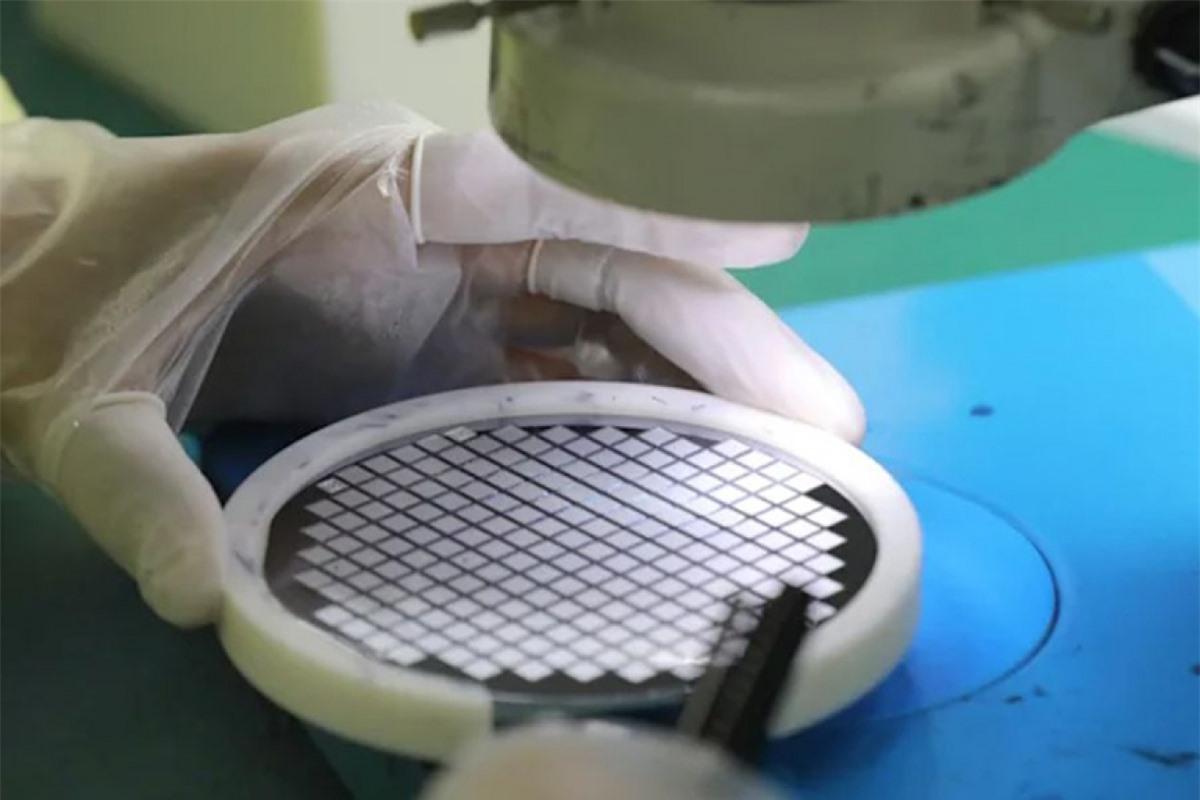 SIAC được tạo ra nhằm thúc đẩy hoạt động sản xuất chip tại Mỹ - Ảnh: AFP