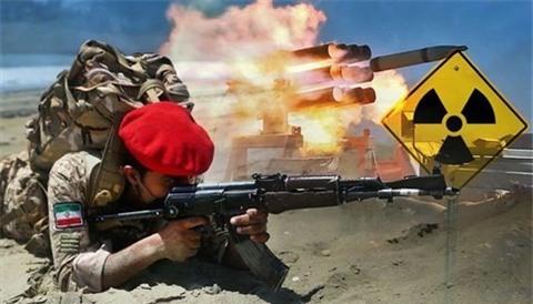 IRGC nhan trong trach gi trong linh vuc hat nhan Iran?