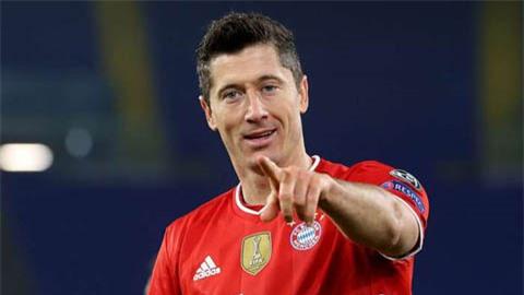 Lewandowski có cơ hội đến Ngoại hạng Anh ở Hè 2021?