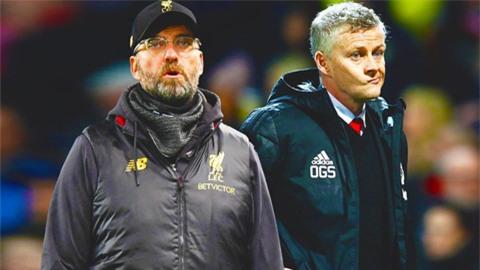 Klopp và Solskjaer nói gì sau trận derby nước Anh với 6 bàn thắng?