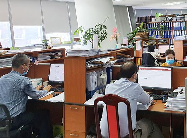 Đà Nẵng khuyến khích doanh nghiệp nộp hồ sơ qua mạng để tránh lây nhiễm Covid-19