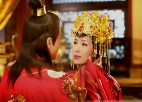 Vị vua Minh Hiến Tông từng có mối tình sâu nặng với Vạn Trinh Nhi- vú em hơn mình 17 tuổi. (Ảnh Sohu)