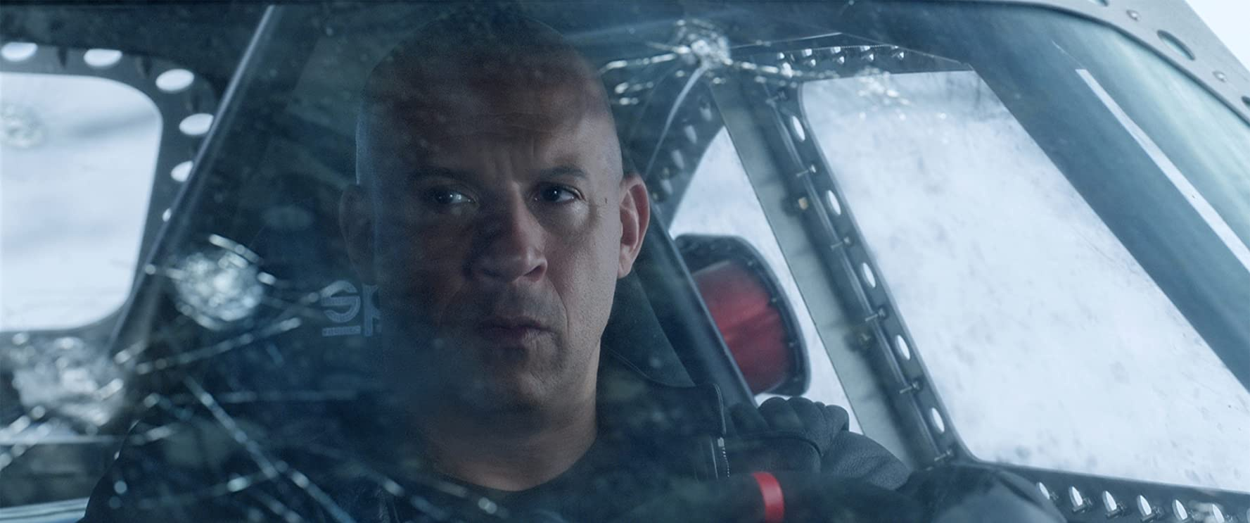 Sống sót khỏi vụ nổ tàu ngầm trong The Fate of the Furious (2017): Trận chiến cuối phim diễn ra ở giữa vùng biển băng mênh mông. Một quả tên lửa theo dấu được bắn ra từ tàu ngầm và nhắm vào mục tiêu là Dom. Anh đã tách nhóm, đảm bảo các cộng sự của mình được an toàn, trước khi khéo léo lái xe phóng ngang qua con tàu, và khiến quả tên lửa đâm vào đó. Tuy nhiên, màn phi thân không chuẩn xác, cùng vụ nổ tên lửa đã khiến Dom bị hất văng khỏi xe. Sau đó, tới lượt con tàu phát nổ. Những cộng sự đã lái xe tạo thành một tấm khiên che cho Dom khỏi cơn bão lửa. Mọi người đều sống sót ra về.