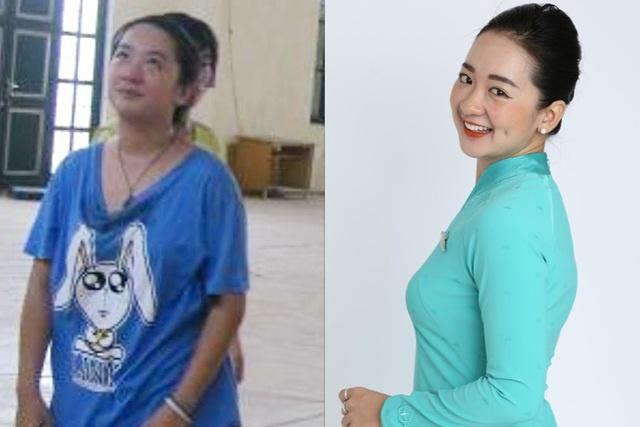 Trước khi trở thành tiếp viên hàng không, Mai Hương từng nặng hơn 70 kg.