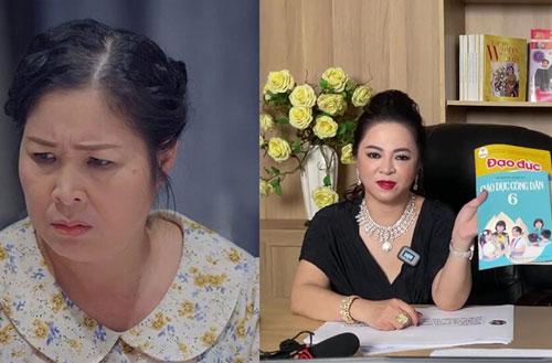 """Bà Nguyễn Phương Hằng nhắn NSND Hồng Vân: """"Tôi sẽ lôi chị ra tòa"""""""