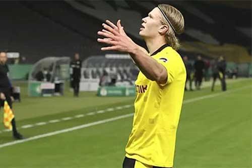 Giám đốc Dortmund 'bật mí' tương lai của Haaland
