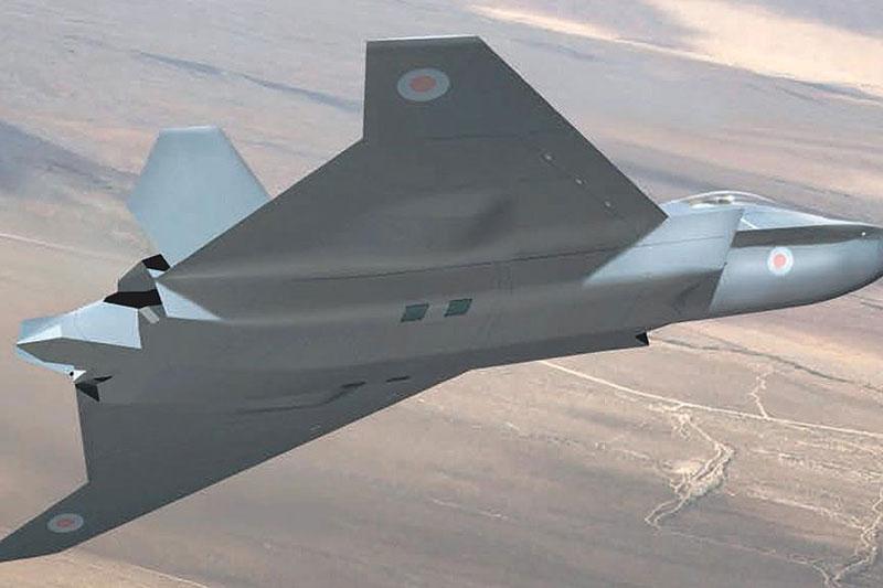 Máy bay chiến đấu thế hệ thứ sáu do Mỹ phát triển đã thực hiện chuyến bay đầu tiên
