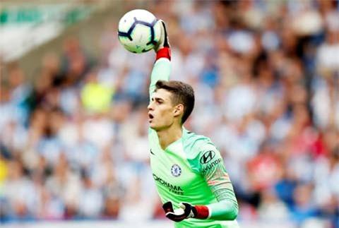 Việc Chelsea lọt vào tới trận chung kết FA Cup 2020/21 có công lớn của thủ thành Kepa Arrizabalaga
