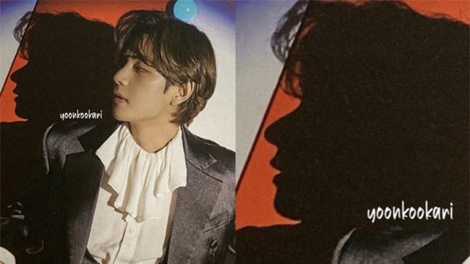 Suzy và V (BTS) gây sốt vì chiếc bóng phản chiếu hoàn hảo, quả nhiên người đẹp đến bóng cũng đẹp như mơ - Ảnh 6.