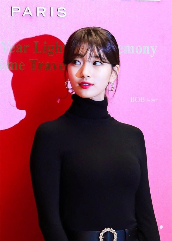 Suzy và V (BTS) gây sốt vì chiếc bóng phản chiếu hoàn hảo, quả nhiên người đẹp đến bóng cũng đẹp như mơ - Ảnh 10.