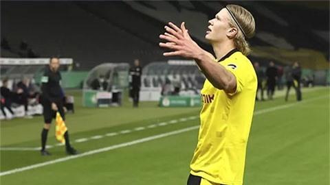 Giám đốc Dortmund bật mí tương lai của Haaland