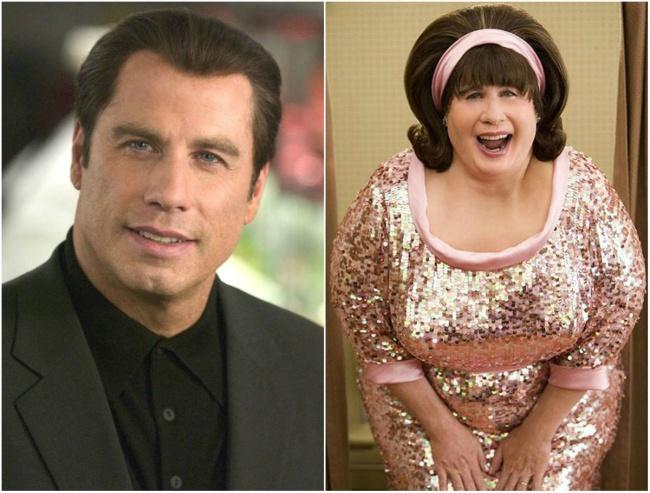 Những màn hóa trang không thể tin nổi của sao Hollywood