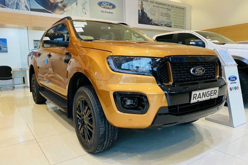 Giải mã sức hút của Ford Ranger tại Việt Nam