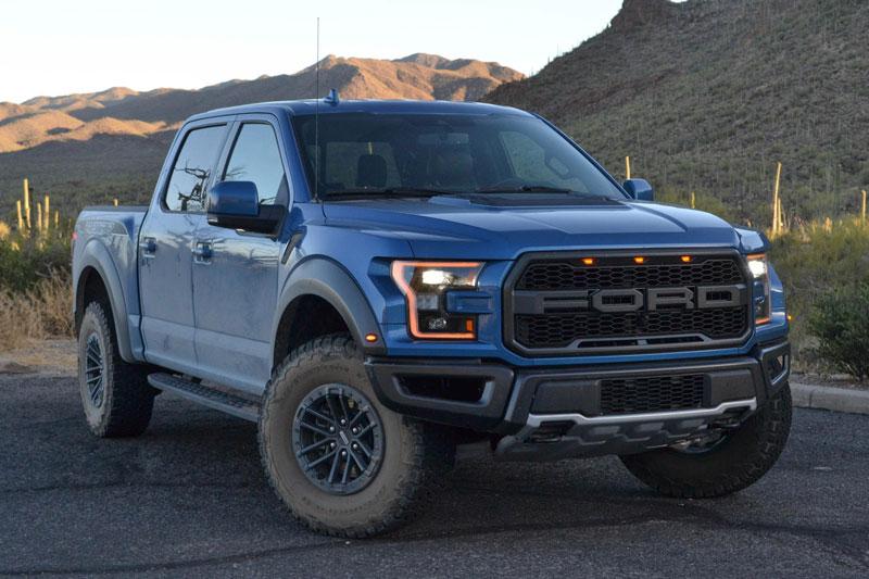 1. Ford F-Series (doanh số: 66.302 chiếc).