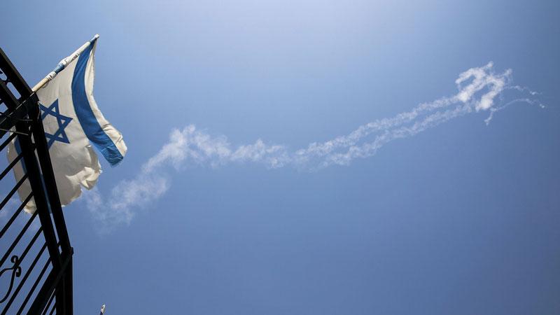 900 trong số 2.300 quả rocket của Palestine bắn trúng mục tiêu