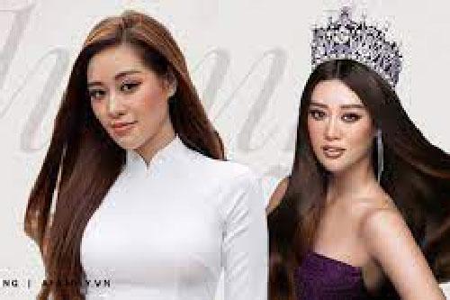 """""""Soi"""" học vấn của Hoa hậu Khánh Vân: Từng bị đánh giá thấp so với 2 Á hậu, tiết lộ ước mơ nghề nghiệp gây bất ngờ"""