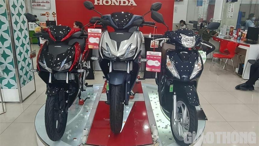 Honda Winner X duoc giam gia anh 1
