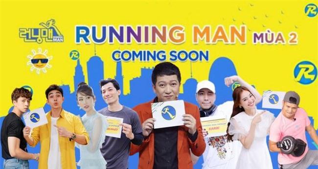 Running Man Vietnam: Lộ ảnh Thỏ Trắng - Jun Phạm và Thỏ Đen - Ngô Kiến Huy khoe cơ bắp, đã qua cái thời bị ăn hiếp rồi?  - Ảnh 4.