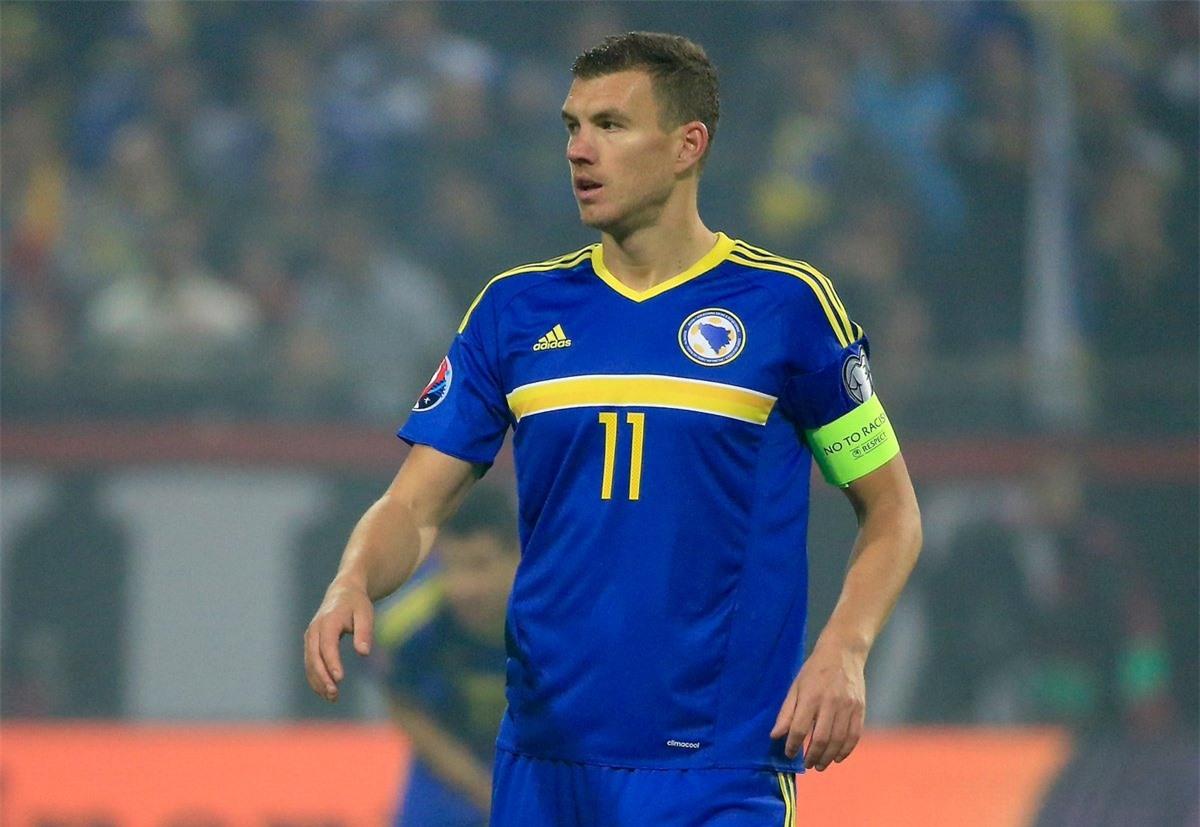 10. Edin Dzako - ĐT Bosnia (59 bàn/113 trận)