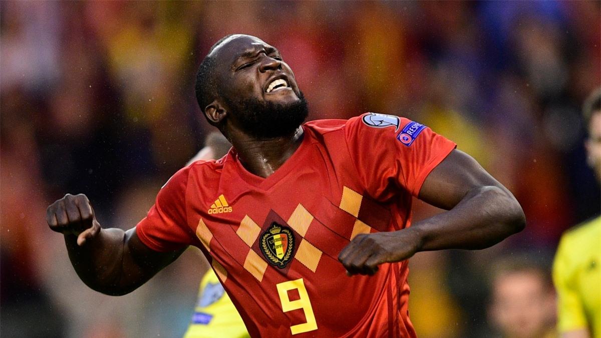 9. Romelu Lukaku - ĐT Bỉ (59 bàn/91 trận)