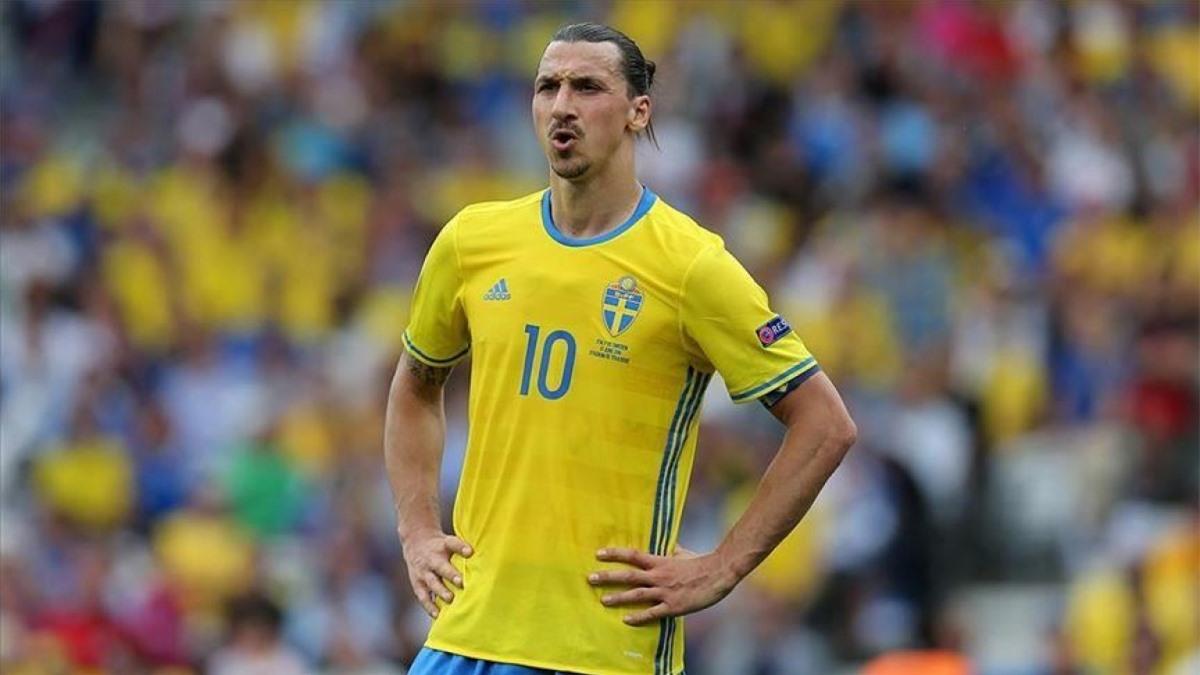 8. Zlatan Ibrahimovic - ĐT Thụy Điển (62 bàn/118 trận)
