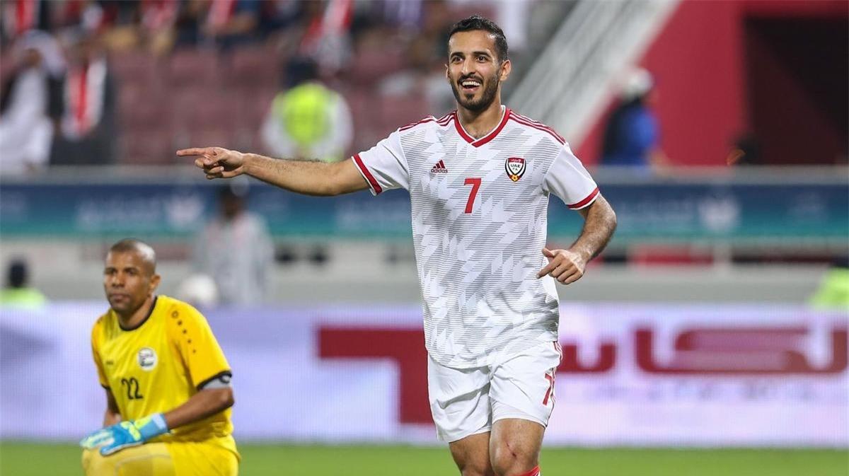 4. Ali Mabkhout - ĐT UAE (68 bàn/87 trận)